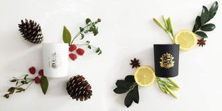 Beauty EQ talks about Abbey Rose Christmas Candles